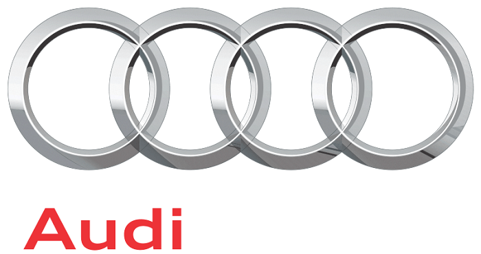 current Audi logo