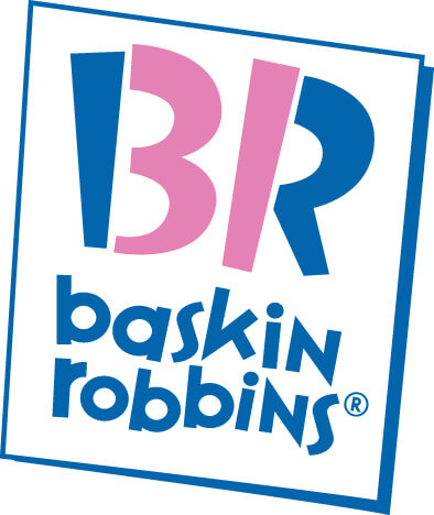Newest baskin robbins logo