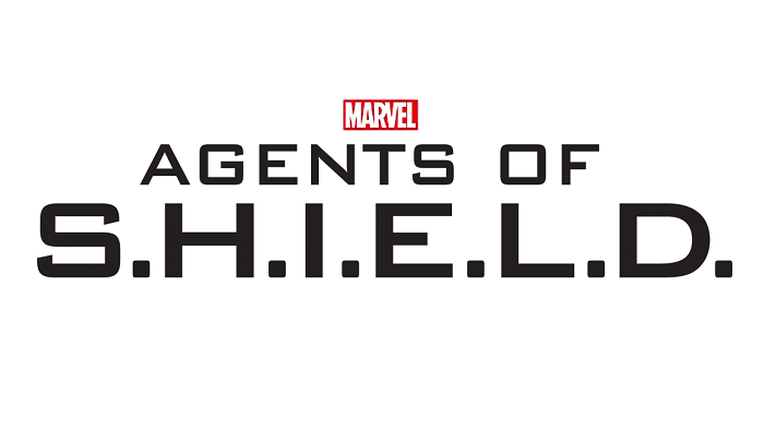 marvel logo on agents of shield