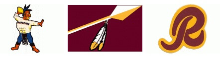 redskins logo alternate logos