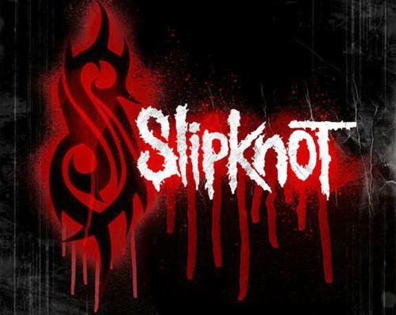 bloody slipknot logo