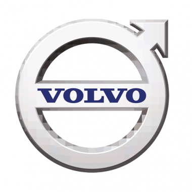 volvo circle with arrow logo