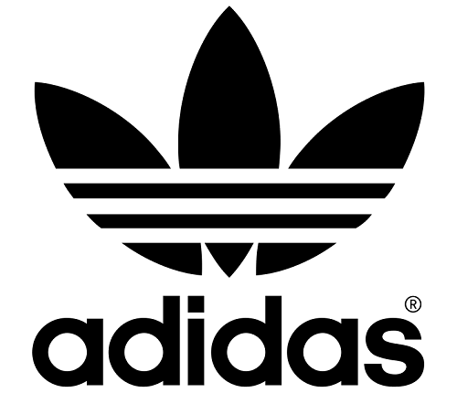 Adidas Logo Design History And Evolution Logorealm Com