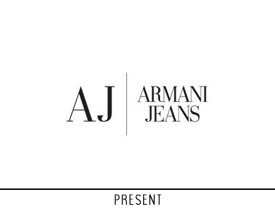 Armani new logo design