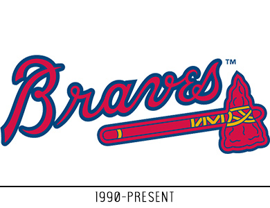 Atlanta Braves New Logo