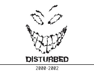 Disturbed Logo Design History and Evolution | LogoRealm.com