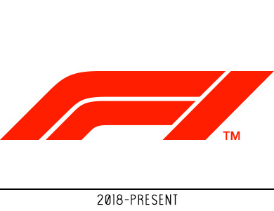 F1 New Logo Design