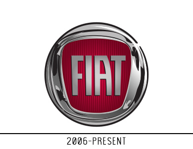 Fiat New logo Design