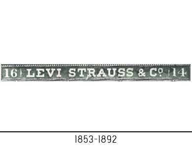 Levis old logo design