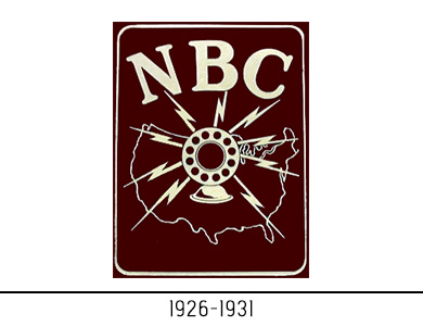 NBC old Logo Design