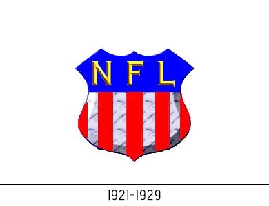 NFL old Logo Design