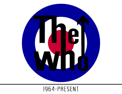 The who logo design
