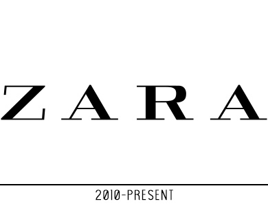 Zara Logo Design new