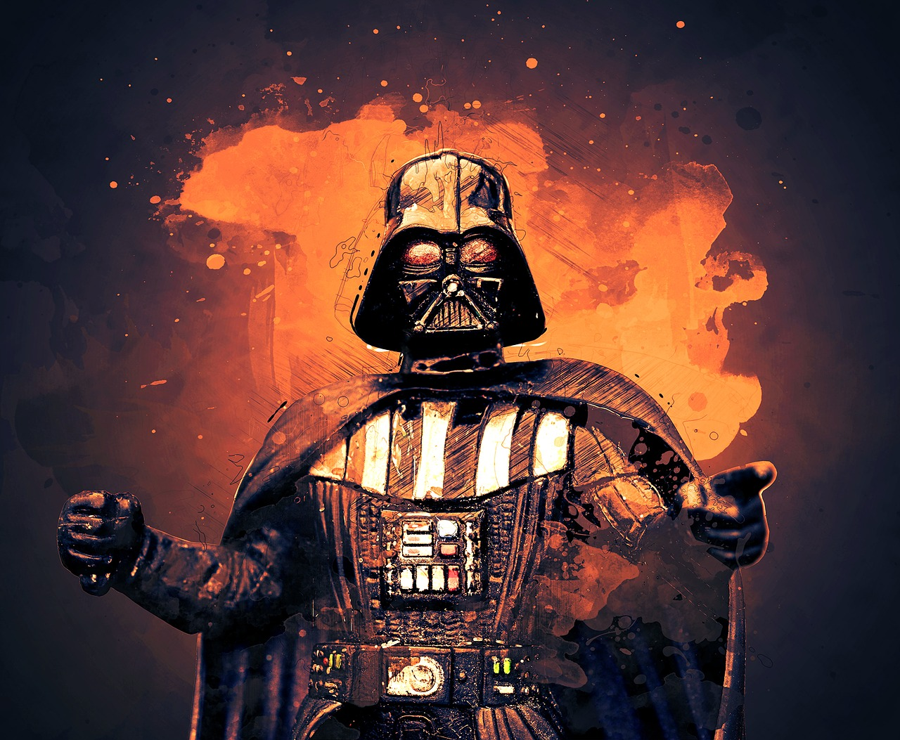 darth vader two